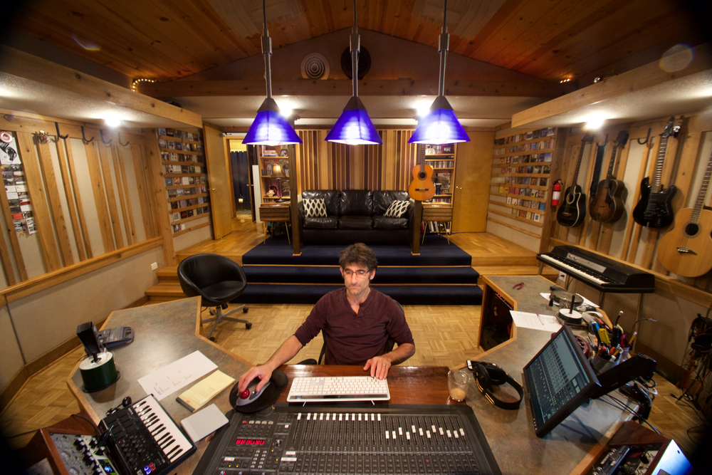 Producer/Engineer David Weber