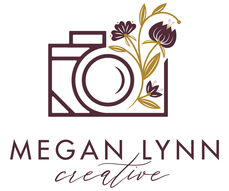 Megan Lynn Creative | Graphic Designer and Wedding, Family and Portrait Photographer