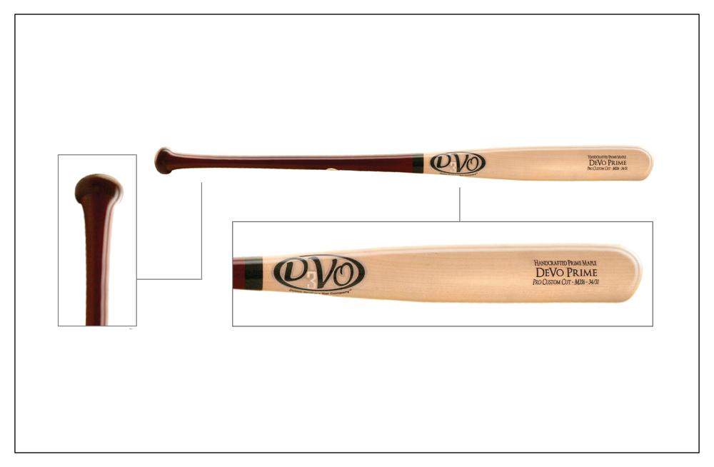 DeVo Bats M356_Display
