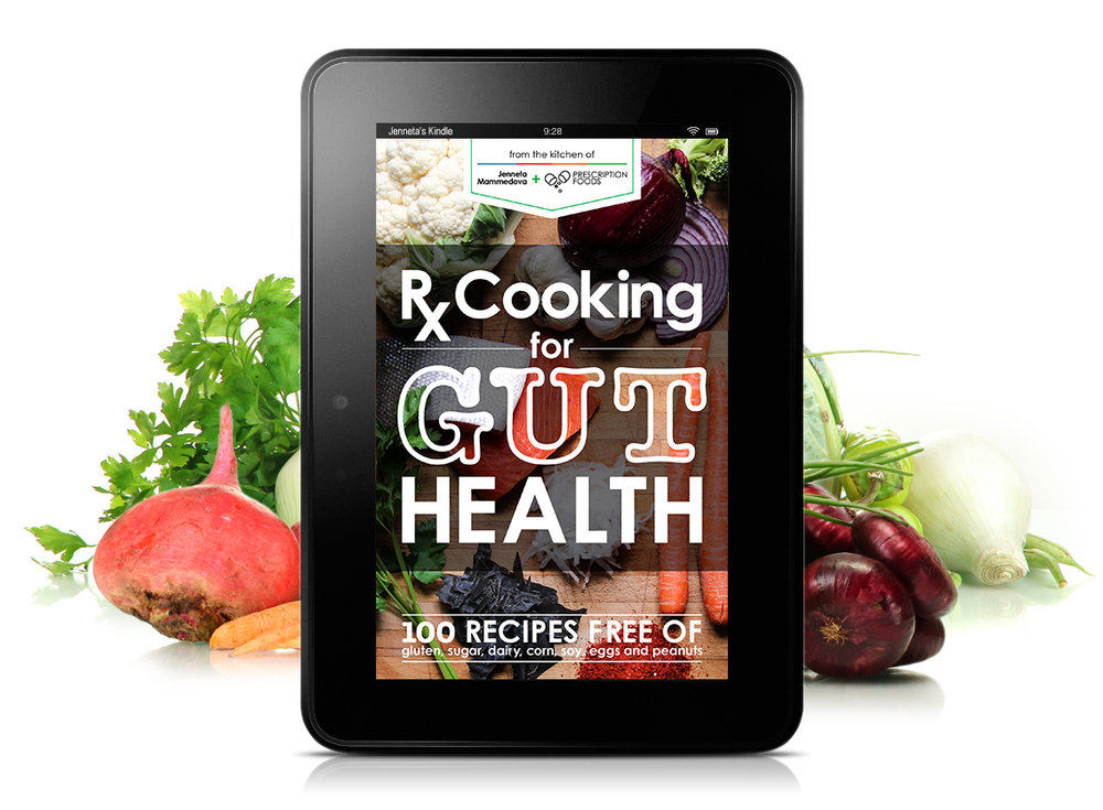 Rx Cooking for Gut Health eBook