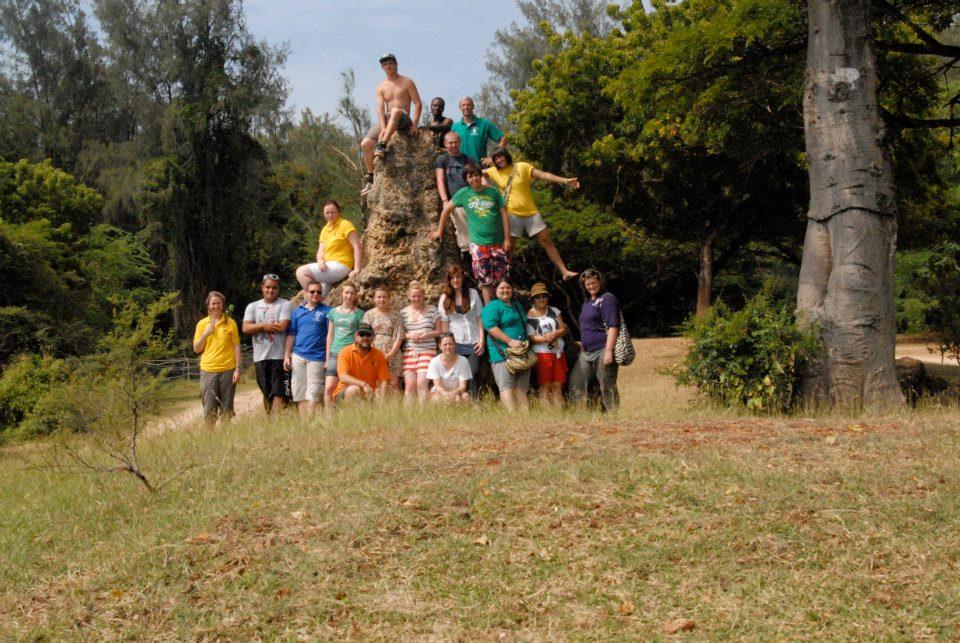 Team Kenya.