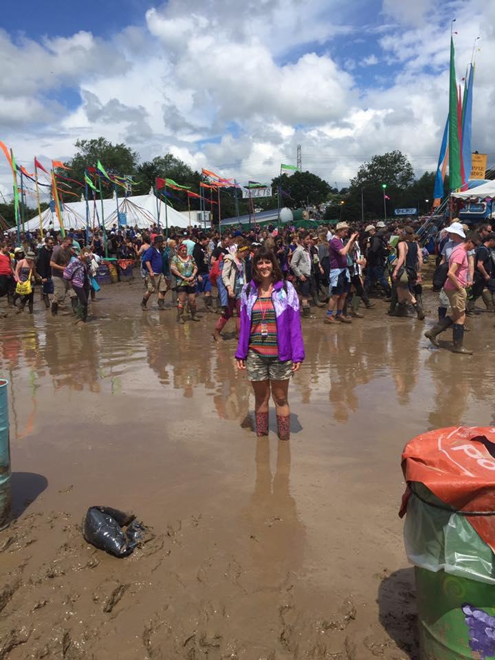 Muddy 2016.