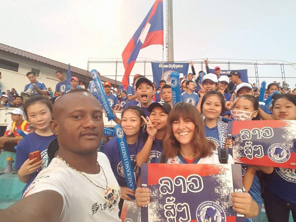 Team Laos