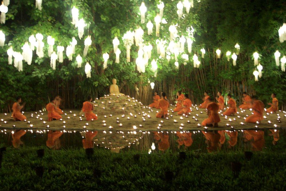 Wat Arun Opening Ceremony
