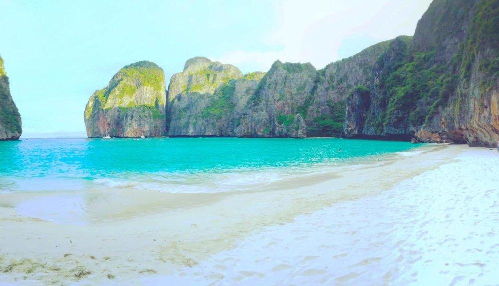 Maya Bay.