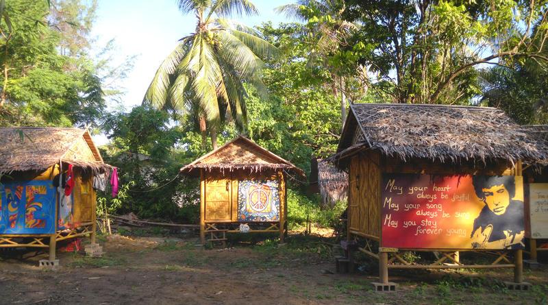 Hippy huts