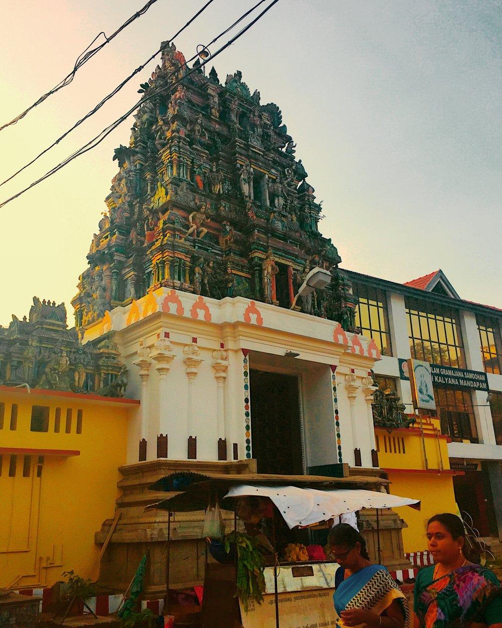 Hindu Temple, Fort Kochi