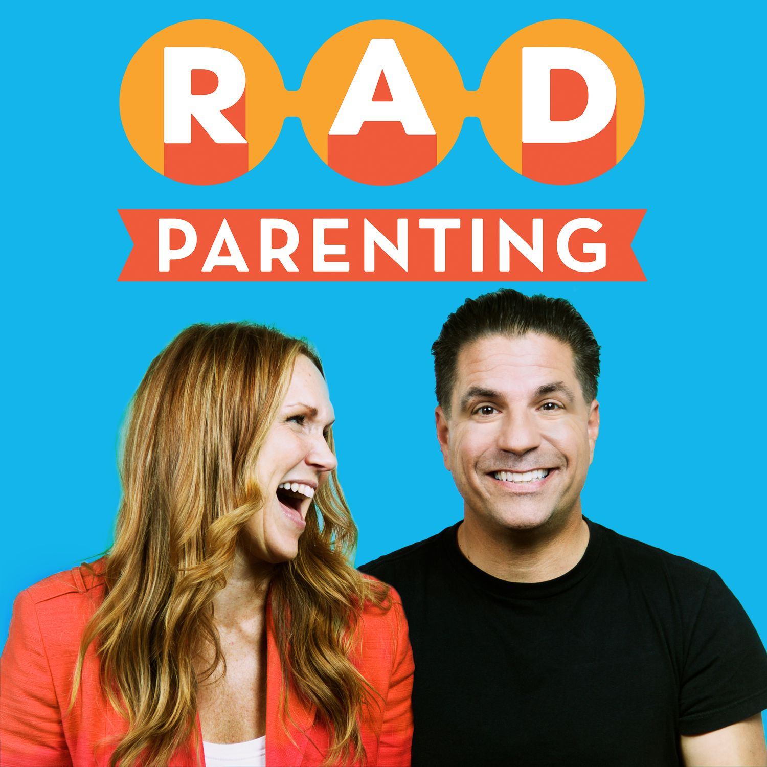 Rad Parenting | She's an expert. He's not.