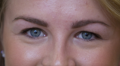Before Lash Extensions