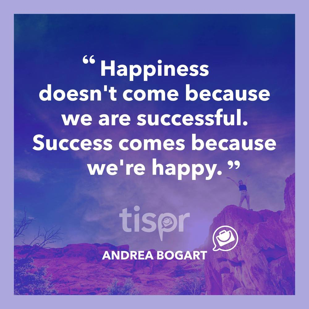 From  The Happiness Advantage by Sean Achor    click link for his TED talk