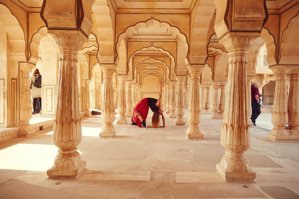City Palace, Jaipur, India