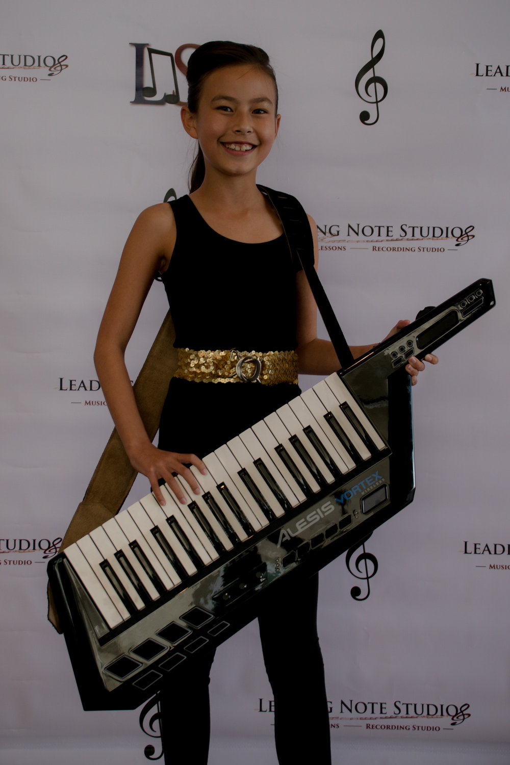 Keytar Fun at Recitals in June