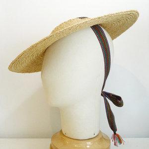 266012f8e Blocked Straw Hats — Lynn Paik