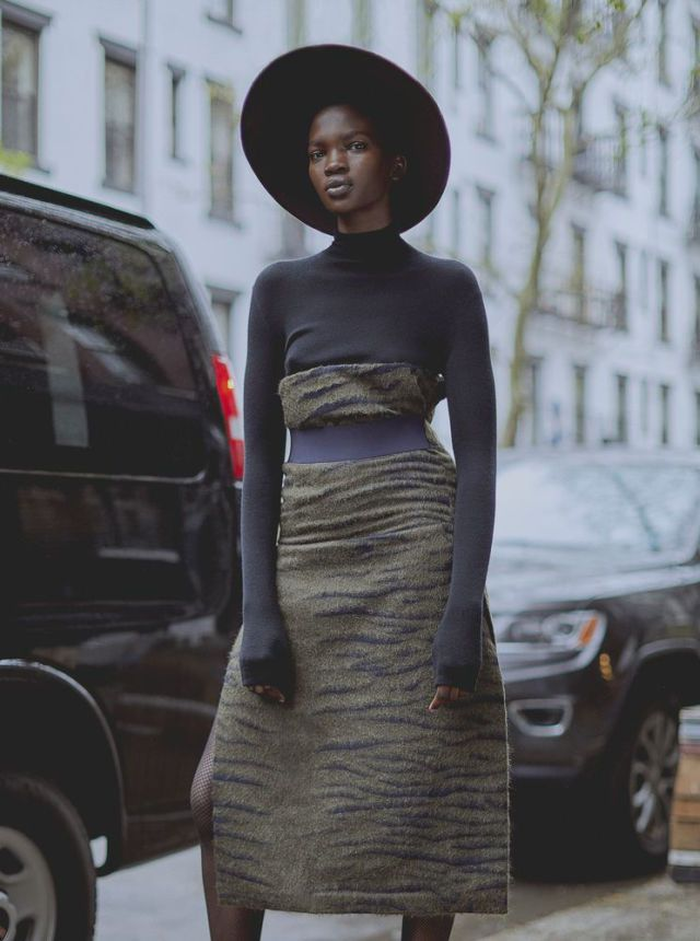 Elle UK August 2017 AAmito Lagum