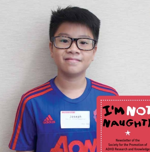 I'm Not Naughty (Issue 42) Aug 2017