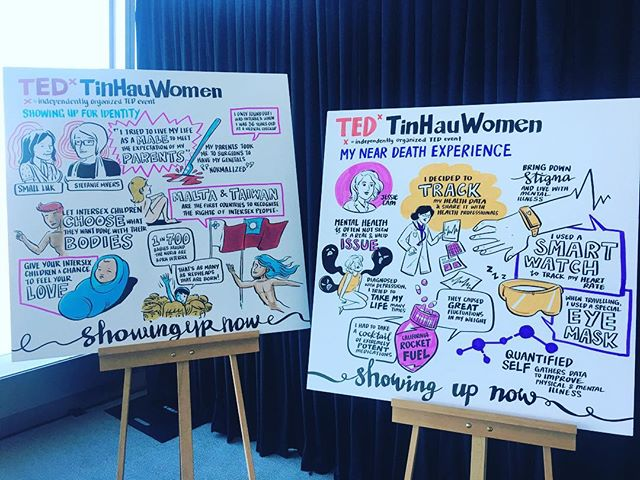 What a inspiring afternoon at TEDxTinHauWomen!!. . Listening to women from different backgrounds courageously voice how a moment of suffering in their life has been transformed into motivation to #showupnow and share their stories in service of supporting a better future ❤️ . . . . . #byobeat #tedxtinhauwomen #tedx #womenempowerment #inspiration #mentalhealth #intersex #equality #metoo #sharingstories #musicheals #beatingcancertogether #forabetterfuture #suicideawareness #entrepreneur #hongkong