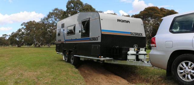 9 THINGS THAT MAKE OFF ROAD CARAVANS TRULY OFF ROAD