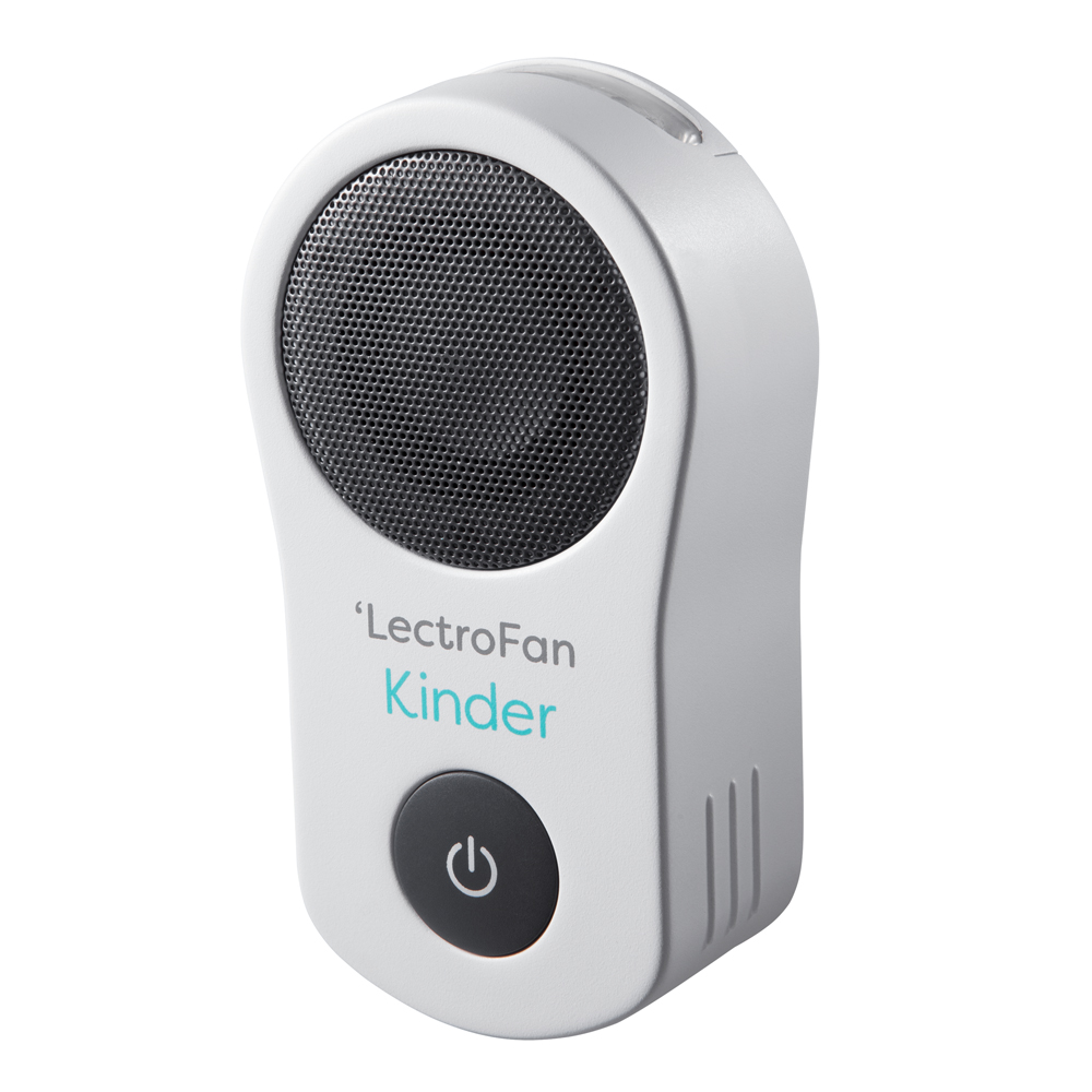 LectroFan Kinder Sound Machine                Designed by Sound Engineers