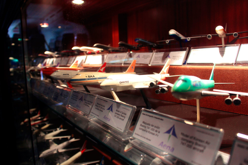 Model Airplanes Collection