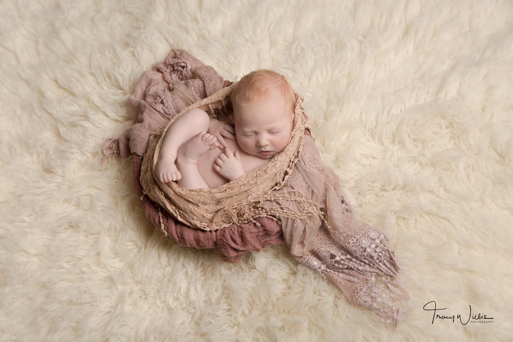 Baby in wraps