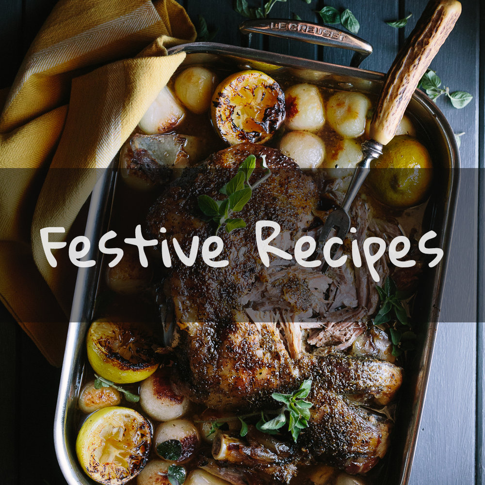 Lamb - The best festive food