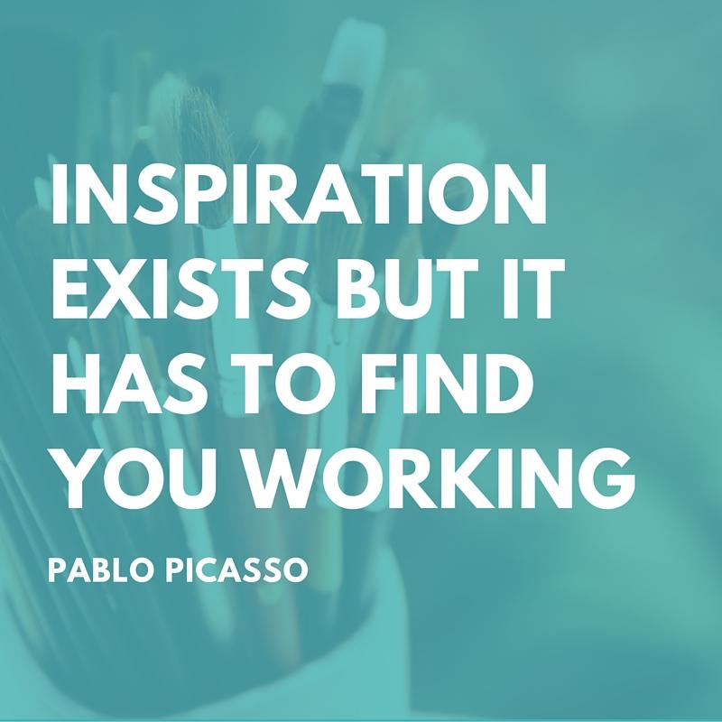 Pablo Picasso quote 2