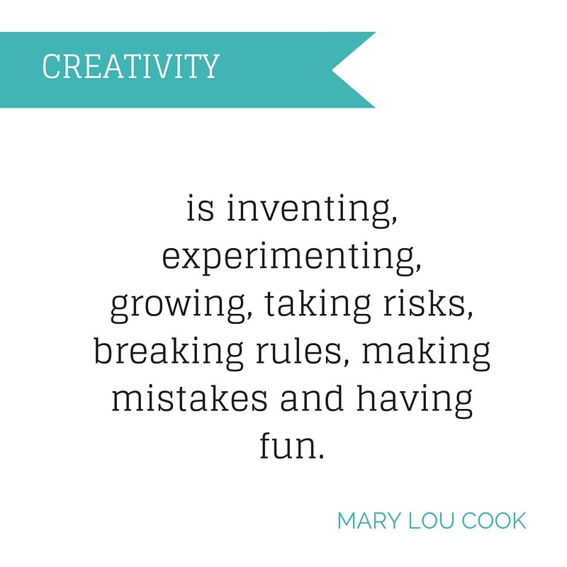 Mary Lou Cook quote