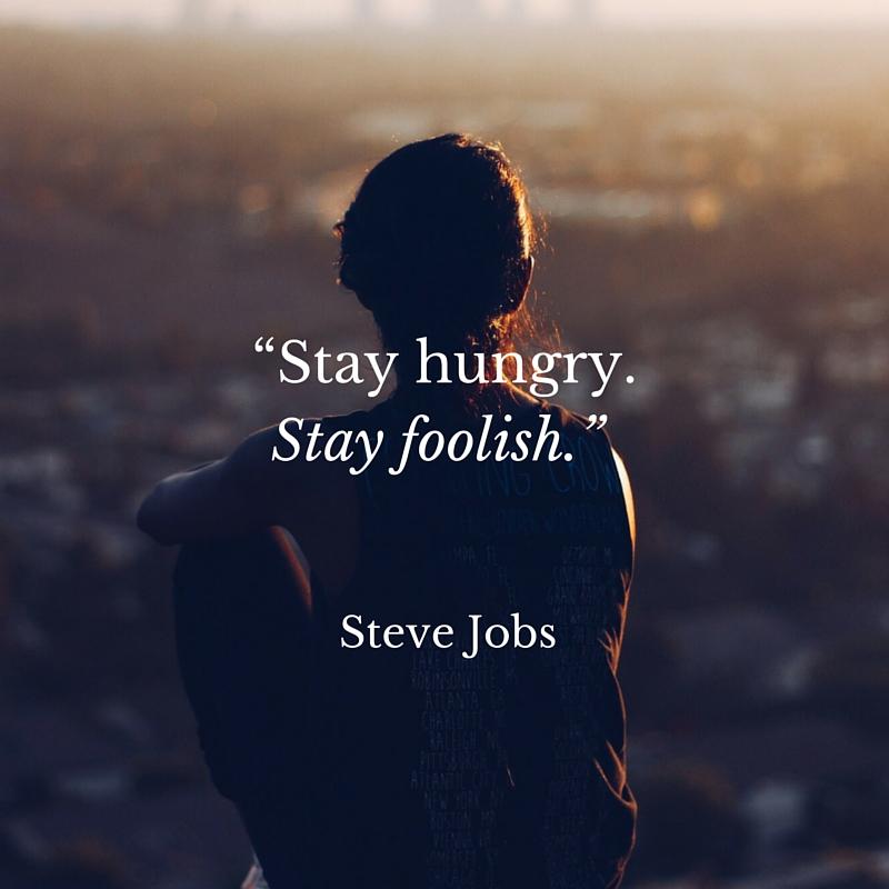 Steve Jobs quote 2