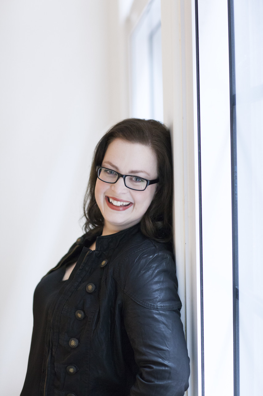 Jess Drury CEO & Creative Director of Heartlines Copywriting Studio