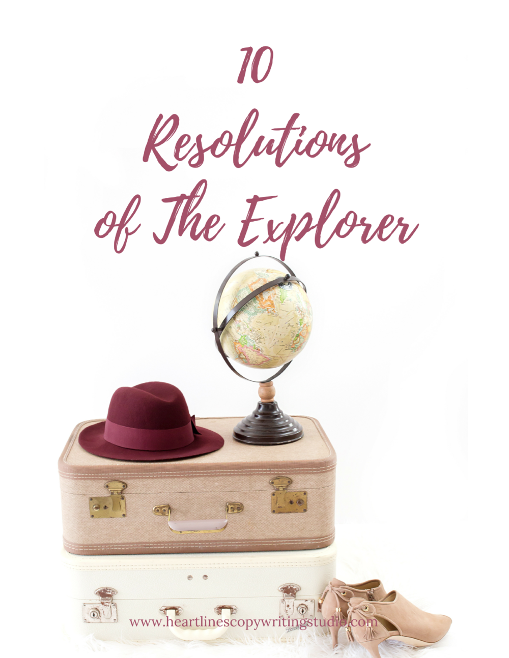 Download the PDF version of The 10 Resolutions of The Explorer right here.