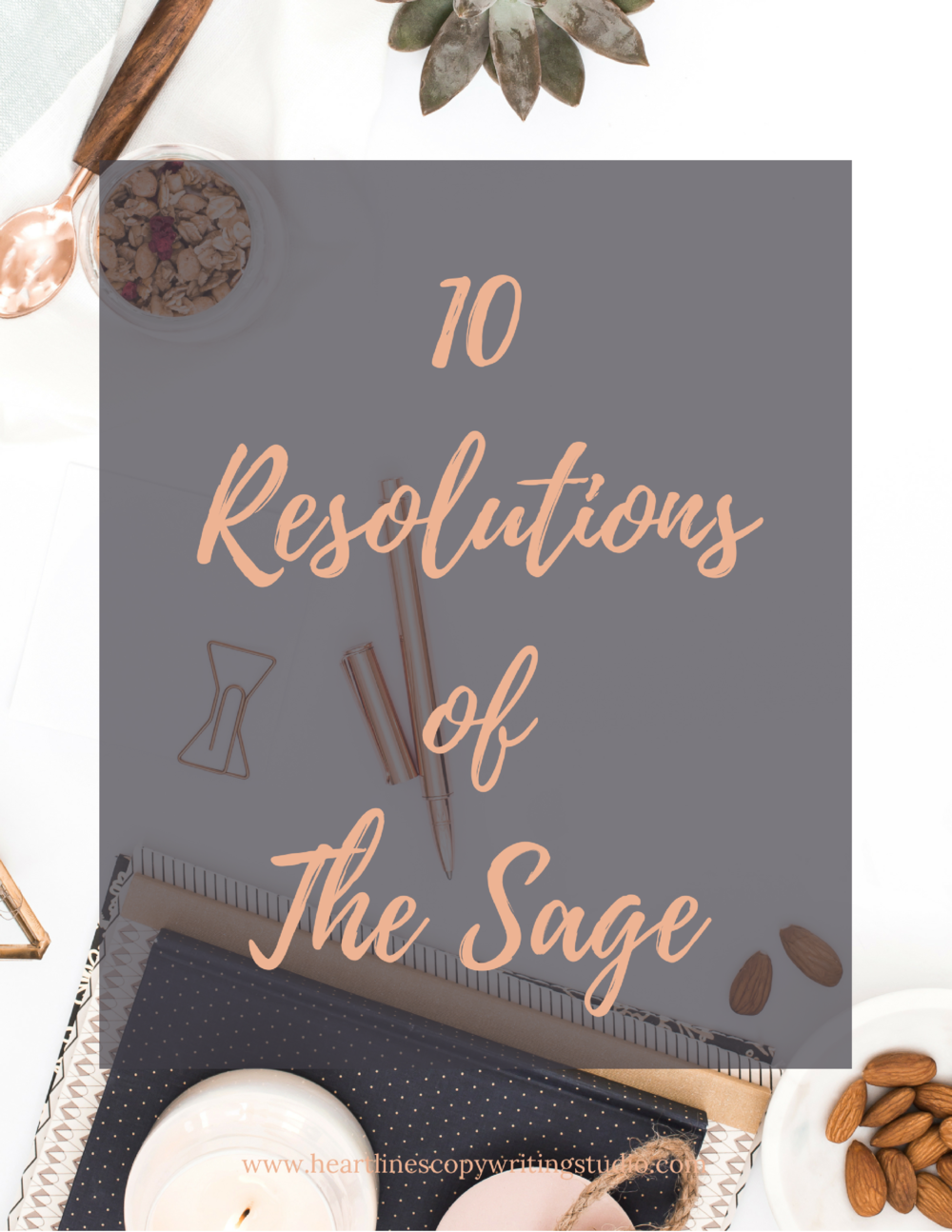 Download the PDF version of The 10 Resolutions of The Sage right here.