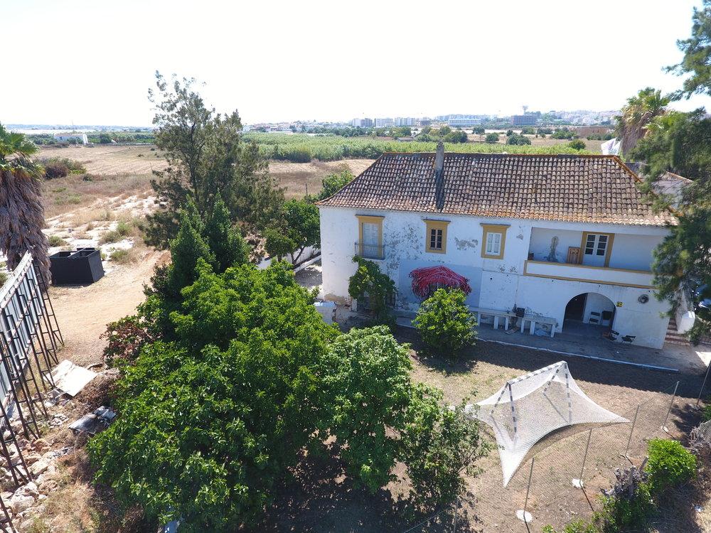 Drone view at 289, Faro, 2018