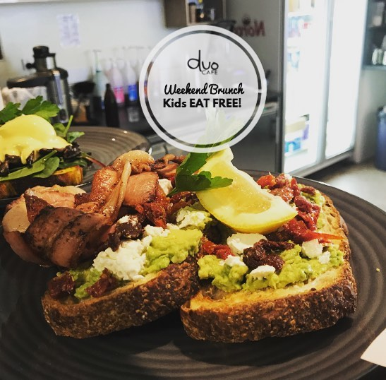 The mighty smashed avocado! Australian favourite! Definitely the favourite dish here at Duo Cafe. We're open Sat-Sun 8am-1pm and, as always, kids 10 & under eat free. What other excuse do you need to treat yourself this weekend? :P  #caboolture #caboolturecafe #breakfast #brunch #smashedavo #avocado #australia #queensland #instafood