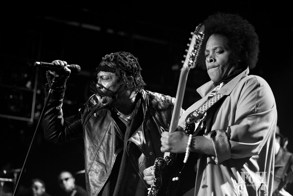 D'Angelo & Jesse Johnson