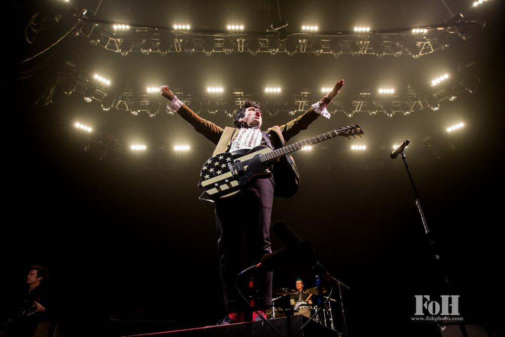 Billie Joe, Green Day