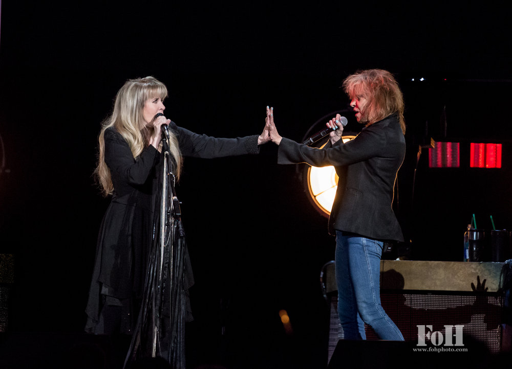 Stevie and Chrissie
