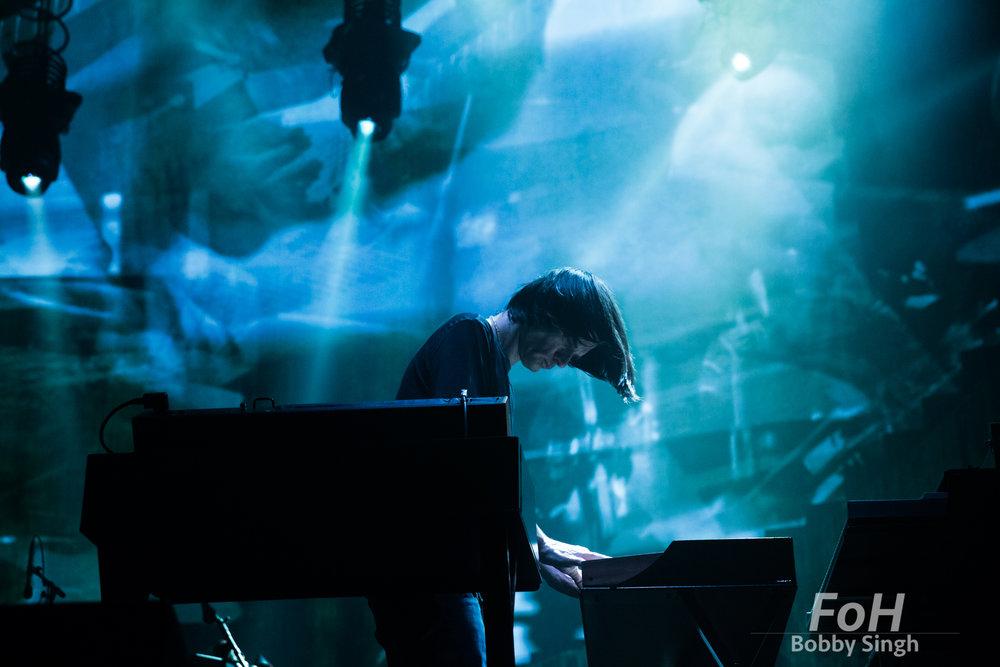 Johnny Greenwood - Radiohead, Toronto, CANADA.
