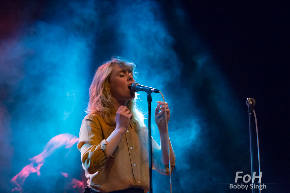 Ellevator perform at The Phoenix Concert Theatre in Toronto. Photo by Bobby Singh @fohphoto