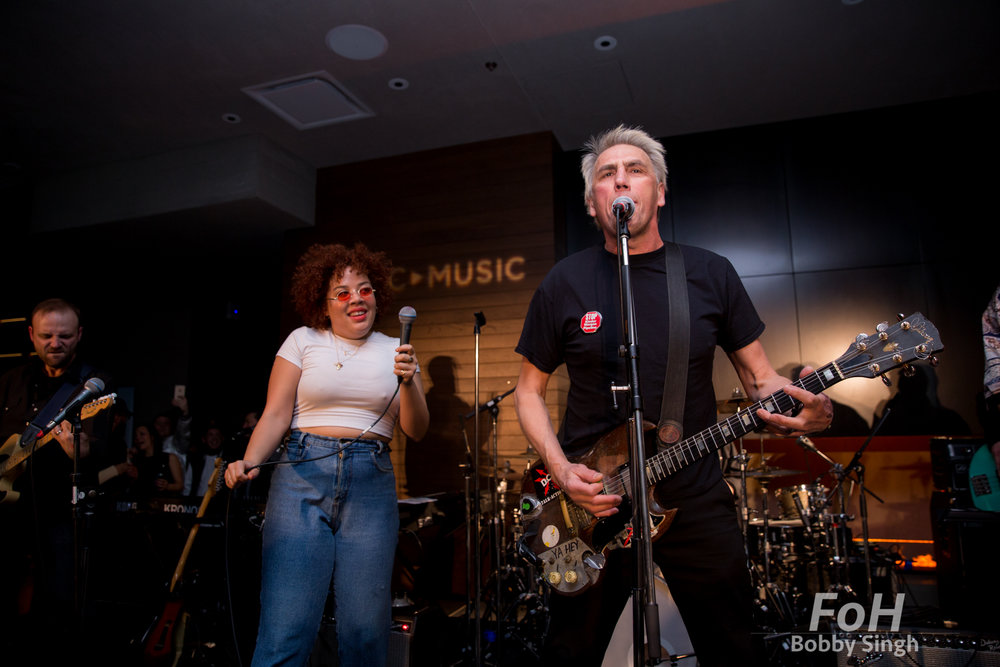 Vancouver, CANADA. 26th March, 2018. CBC Playlist Live at the Parq Hotel in Vancouver. Credit: Bobby Singh/@fohphoto
