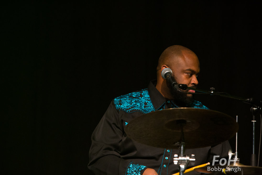 "Drummer, Donald Ray ""DJ"" Johnson Jr. - Khruangabin"