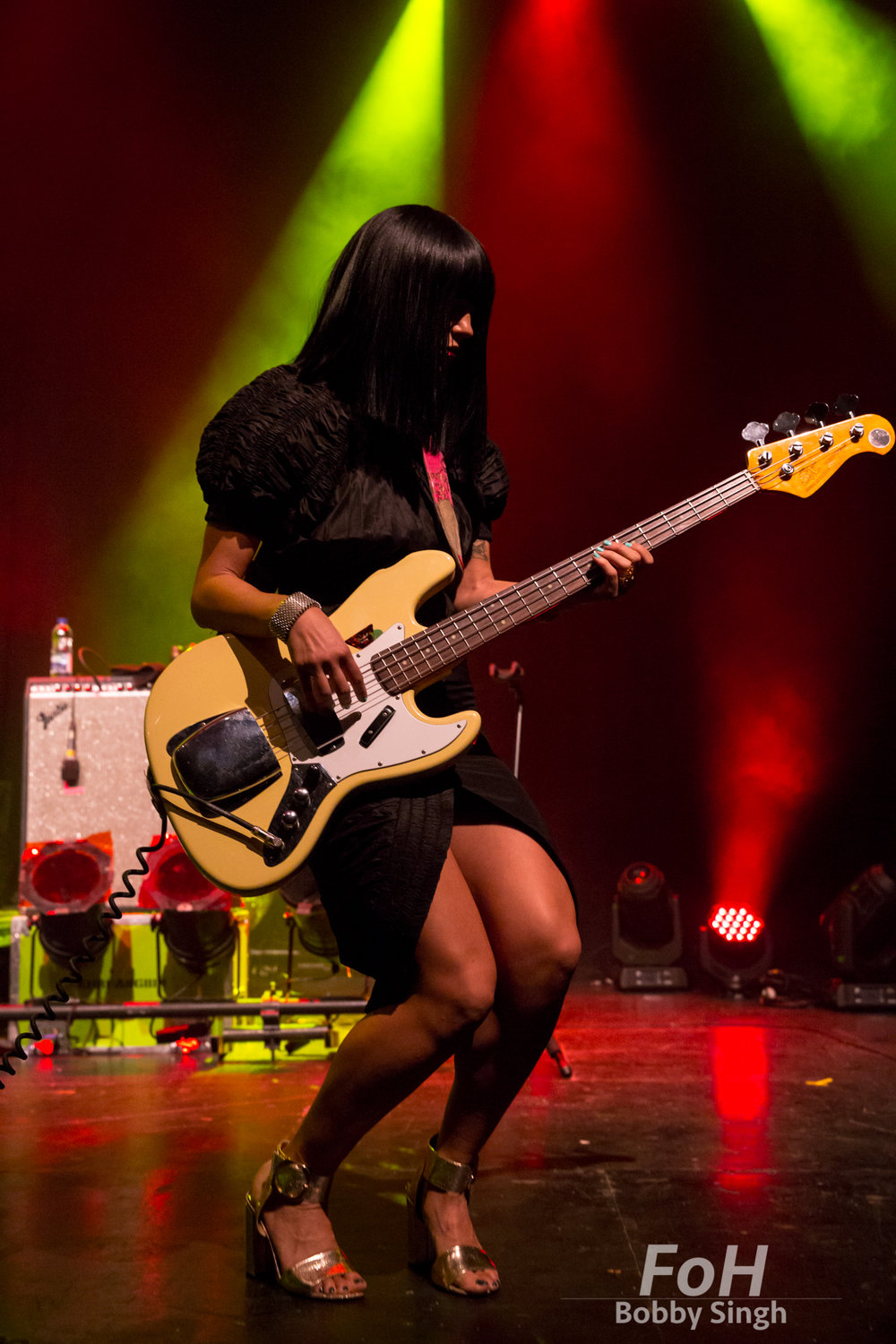 Laura Lee, bassist - Khruangabin