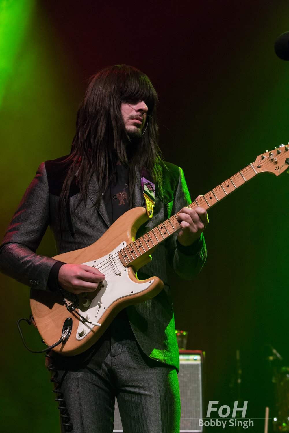 Guitarist Mark Speer - Khruangabin