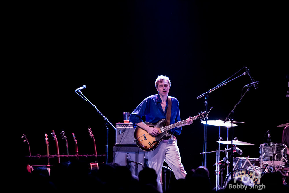 Joel Plaskett. Danforth Music Hall. Photo by Bobby Singh/ @fohphoto