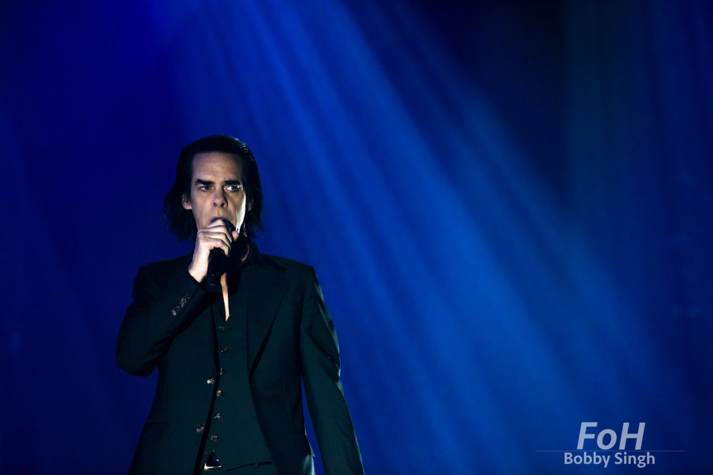 Nick Cave & The Bad Seeds. Scotiabank Arena. 10.28.2018