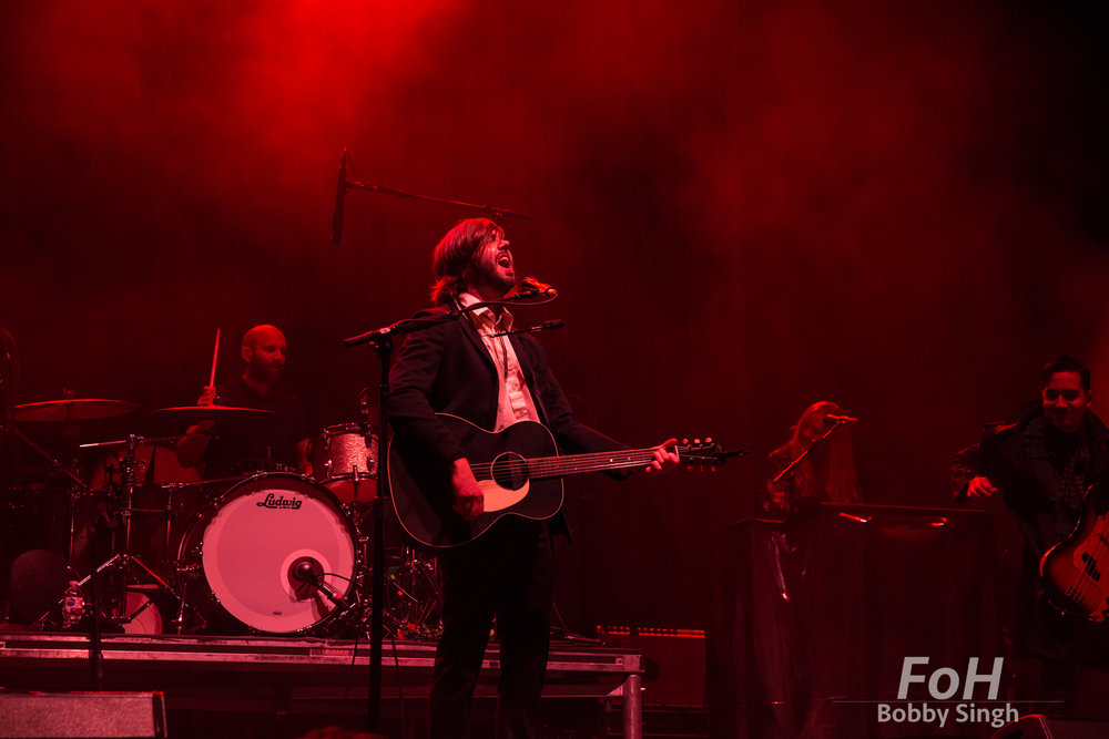 Lord Huron perfoms at Scotiabank Arena, Toronto
