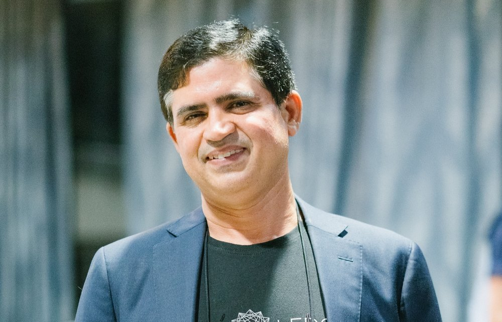 Power Ledger's Vinod Tiwari