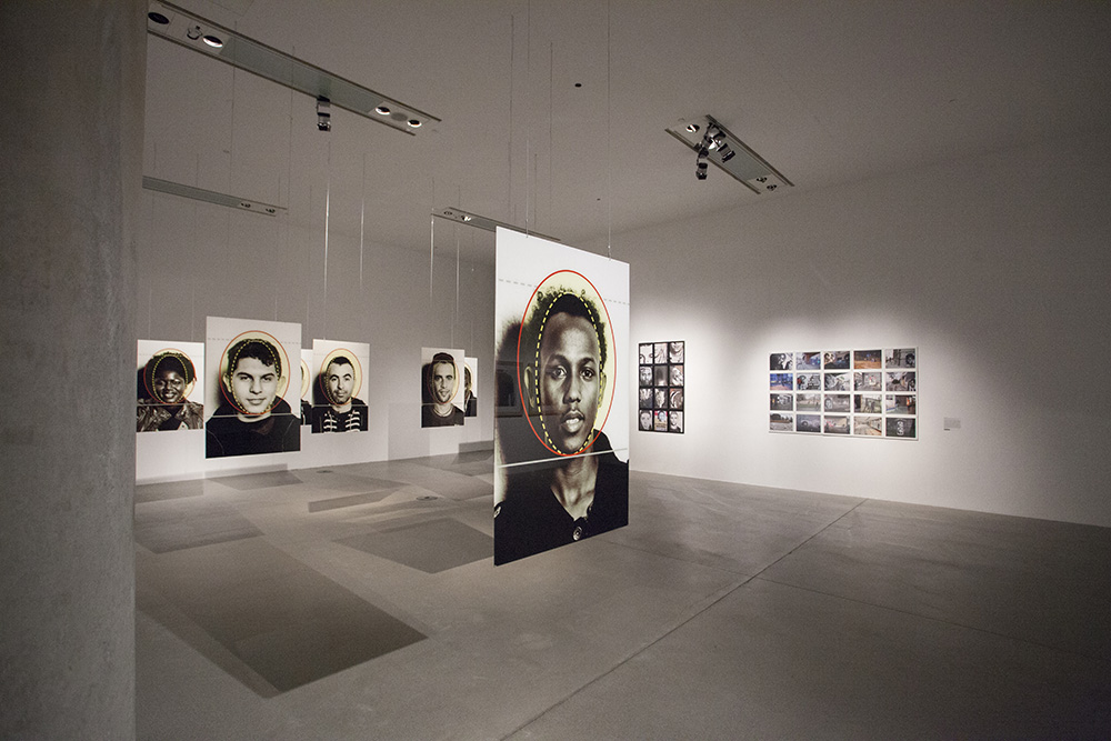 Photographic Installation @ Museum of Contemporary Art, Zagreb, Croatia