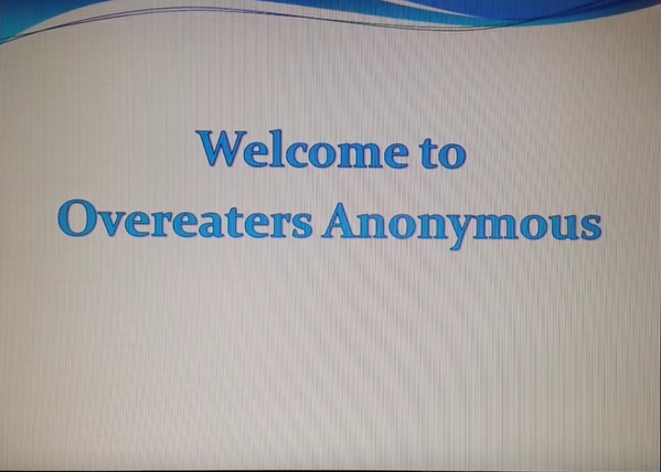 overeaters anonymous 12 steps