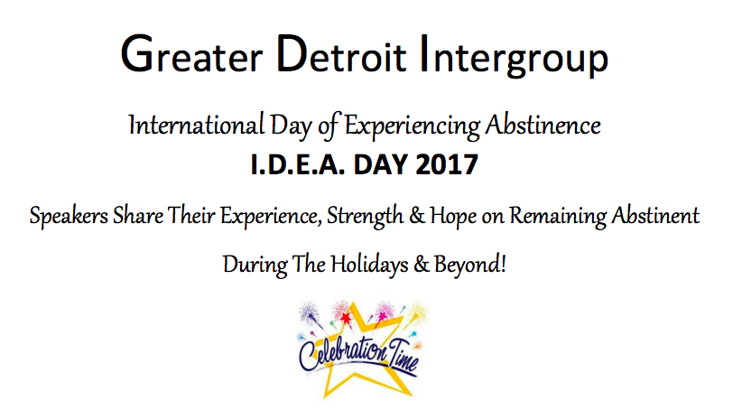 Events — OA Greater Detroit Intergroup