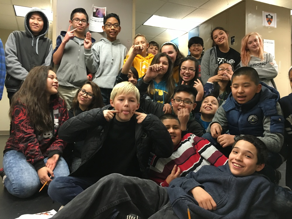 Sixth Graders and the Greek Mythological Tradition